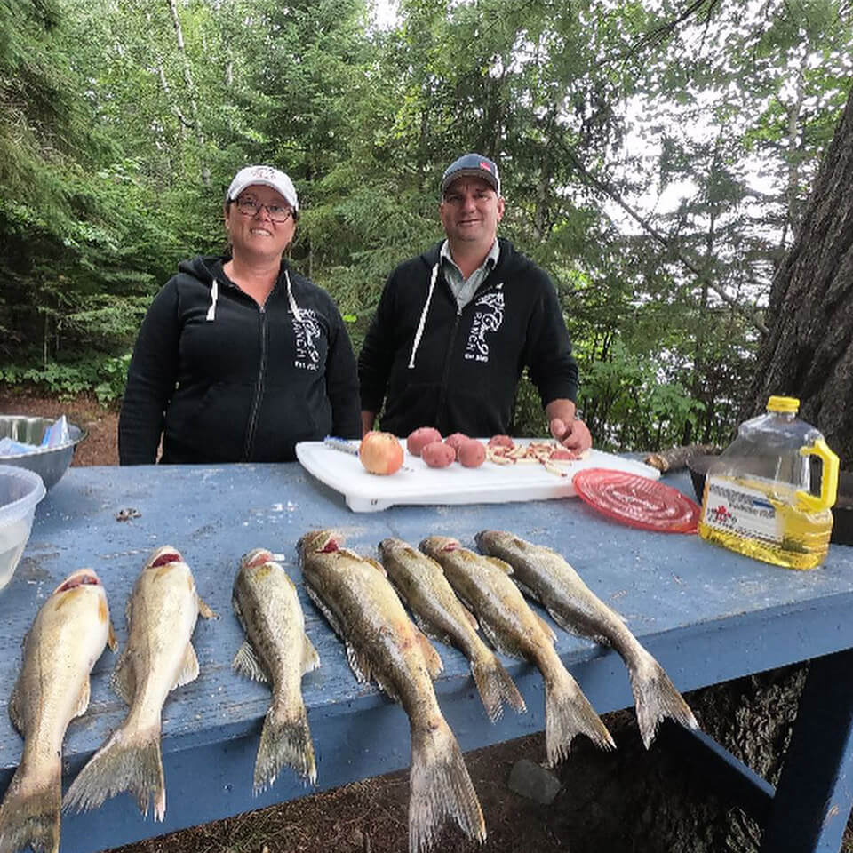 Walker's Adventures - Open Water Fishing - Lake of the Woods Fishing